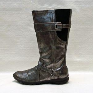 Nordstrom Presley Pewter Boots